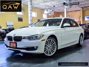 2014 BMW 3 Series 328i xDrive Luxury Edition -NO ACCIDENTS-