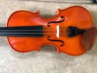 -- STUDENT VIOLIN FOR SALE -- 3/4 Size Stentor Student Violin