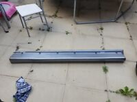 Vauxhall astra xp side skirts