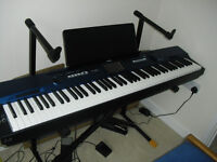 Casio Privia PX 560 piano / synth / keyboard,Great Sounding Piano 88 Weighted Keys