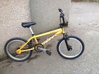 "Huffy 20"" wheel BMX"