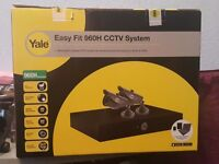Yale easy fit cctv system