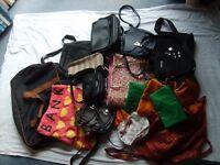Very large lady's bag bundle- would split, make an offer!