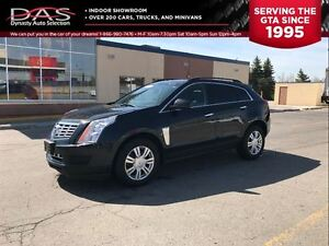 2013 Cadillac SRX PREMIUM PANORAMIC SUNROOF/LEATHER