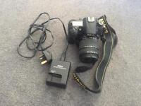 Nikon D7000 with tamron 28-300mm lens