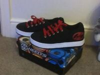 Heelys size 2 and size 5