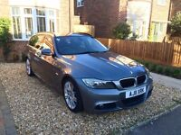 BMW 3 SERIES 2.0 320i M Sport Touring 5dr 2011 - low mileage