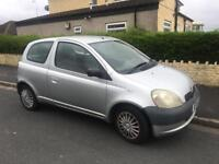 2000 TOYOTA YARIS 1.0 - FREE DELIVERY - WARRANTY AVAILABLE