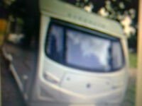 Avondale 2 berth touring caravan