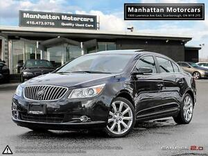 2013 BUICK LaCROSSE ULTRA LUXURY |NAV|CAMERA|PANO|HEADS UP|1OWNE