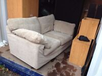 Next sofa excellent order very clean and tidy will drop off free of charge only £49 no stains