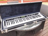KORG X50 Keyboard with Custom Made Flight Case