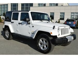 2015 Jeep WRANGLER UNLIMITED Sahara+Bluetooth+Navigation+Auto