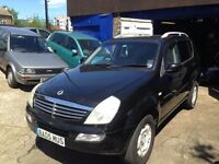 2005 SSANGYONG REXTON RX270 AUTO like Mercedes ML270