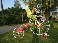 SUPER BICYCLETTE DÉCORATION