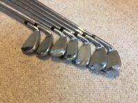 Cobra King F8 One Length Irons