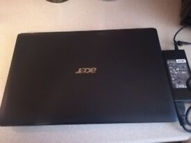 Acer Laptop Computer with Office