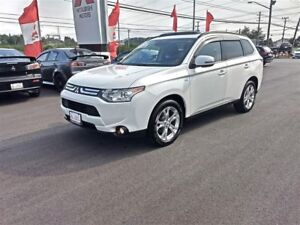 2014 Mitsubishi Outlander GT 4WD - ONLY $176 biweekly!