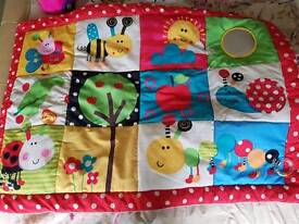 Giant playmat early learning centre