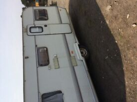 Caravan breaking, spares, repairs, project, etc