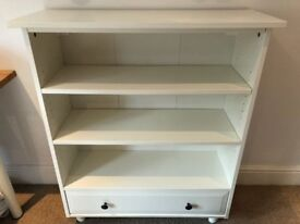Ikea White Ikea Shelving/Dressing Table/Storage Unit For Sale - Immaculate