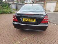 2005 Mercedes-Benz E Class 3.2 E320 CDI Avantgarde 4dr (Euro 4) Automatic @07445775115@