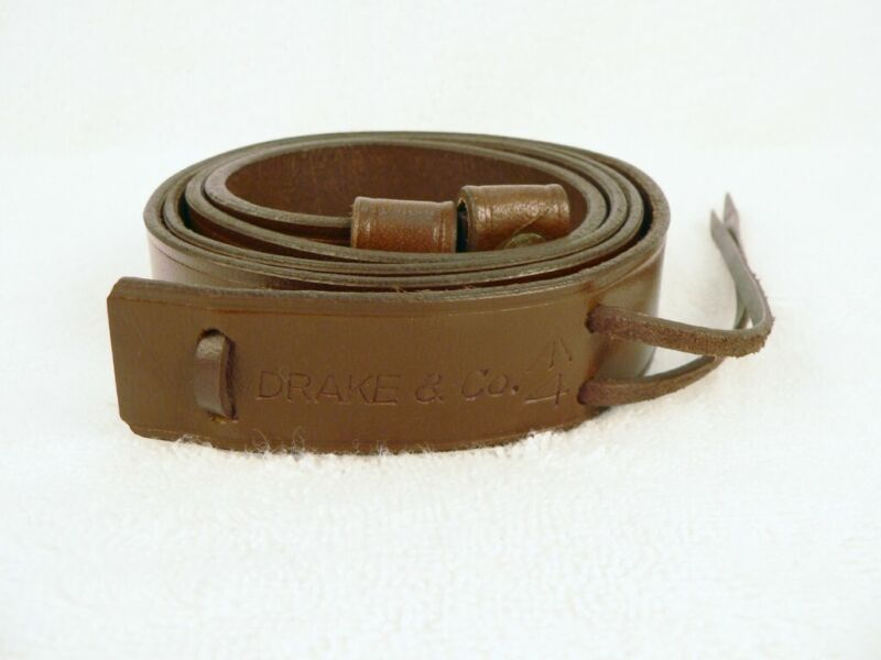 British Enfield Martini-Henry Leather Rifle Sling