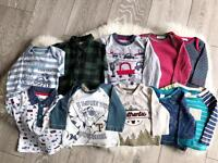 0-3 month tops x 11 Perfect Condition