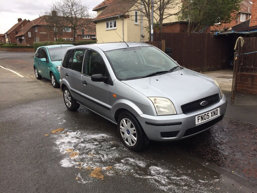 2005 Ford Fusion 2 1.4 Diesel (£30 road tax)