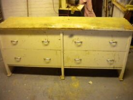 old 4 drawer kitchen cabinet