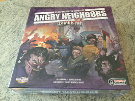 Zombicide Angry Neighbours new