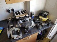Panasonic drill set (combi, jigsaw tools etc not makita dewalt)