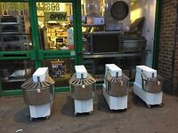 NEW ITALIAN 22 LT DOUGH PIZZA MIXER ,CATERING COMMERCIAL ROTI NAN BREAD LAHMACUN BAKERY KITCHEN SHOP