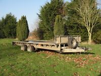 Ifor Williams LM66 Trailer