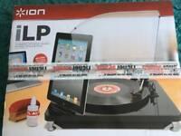 Ion ilp turntable