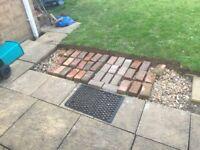 Wanted paving slabs or blocks