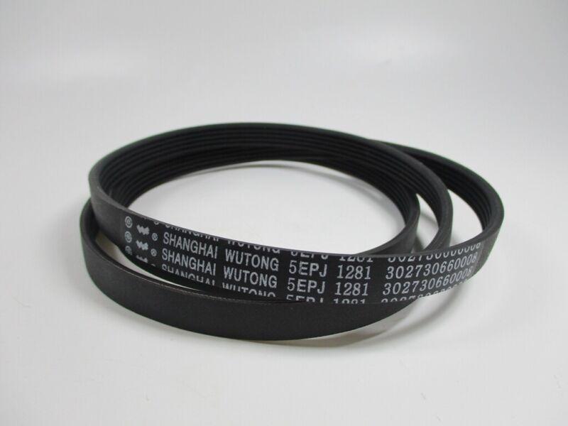 1PC 5PJE1281 Belt for Měide washing machine MG70-VT1210E/1232E(S)/K1213EDS