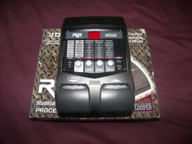 DigiTech RP155 / RP-155 Guitar Multi-Effect Processor , 100 Presets , 60 High Quality Drum Patterns.