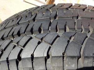 4 - Michelin LTX tires LT265/70R/18 A/T-2 , load range E ,10 ply