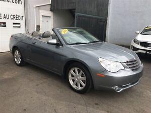 2008 Chrysler Sebring -limited-convertible-toit-tur -doccasion