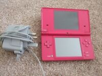 PINK NINTENDO DS, VERY GOOD CONDITION