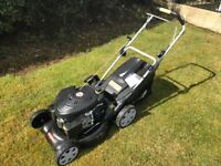 "NEW 21"" LAWNKING SELF DRIVE POWER DRIVE LAWNMOWER"