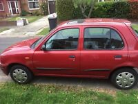 Nissan micra very reliable car