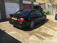bmws e46 323 2.5 coupe for swaps with clio 172/182