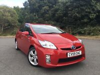 Toyota Prius 1.8VVti T4 (59) Reg 77000 miles Full Toyota Service History Excellent Condition UK Car