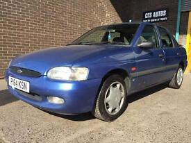 1996 1.6 FORD ESCORT PERFECT PROJECT CAR STARTS AND DRIVES 2 CAMBELT CHANGES FULL HISTORY!!