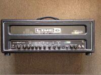 Line 6 Spider Valve MKII HD 100 Watt Electric Guitar Amp Head