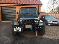 Jeep Wrangler tj 4.0 lpg