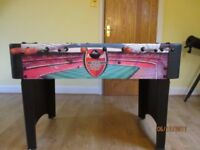 Arsenal Football Table