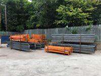 Heavy Duty Dexion Speedlock Warehouse Pallet Racking - 3 BAYS